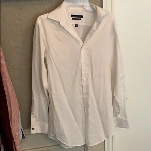 Geoffrey Beene button down dress shirt